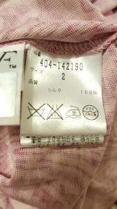 ダイアン・フォン・ファステンバーグ ワンピース サイズサイズ 2 レディース 美品 ピンク×パープル シルク【中古】