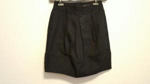 マークバイマークジェイコブス MARC BY MARC JACOBS ミニスカート サイズサイズ 2 レディース 美品 ダークネイビー【中古】