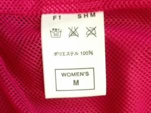 ナイキ NIKE ブルゾン サイズM レディース 美品 ピンク×ライトグレー 春・秋物/ジップアップ【中古】