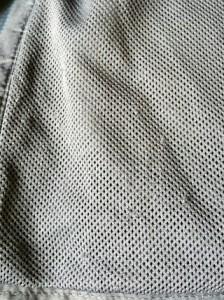 トミーヒルフィガー TOMMY HILFIGER ブルゾン サイズM レディース 美品 ネイビー 春・秋物/フード収納付き【中古】