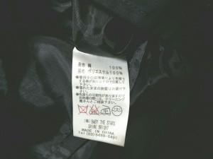 ベイビーザスターズシャインブライト BABY,THE STARS SHINE BRIGHT ワンピース レディース 美品 黒×白 レース/リボン【中古】