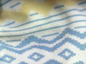 ジルバイジルスチュアート レディースパンツセットアップ サイズM M レディース 美品 ライトブルー×アイボリー【中古】