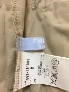 フリーズショップ FREE'S SHOP コート サイズM M レディース 美品 ベージュ 春・秋物/レース【中古】