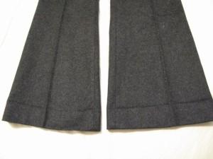 ディーアンドジー D&G パンツ サイズ38 S レディース 美品 黒【中古】
