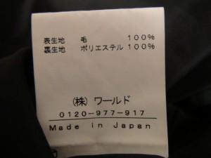 インディビ INDIVI ワンピース サイズ36 S レディース 美品 黒×グレー ボーダー【中古】