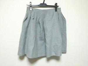 ミントデザインズ mint designs スカート レディース 美品 グレー【中古】