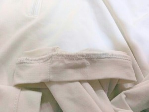 ラルフ RLX ジャージ サイズXS メンズ 美品 白×黒 プルオーバー【中古】