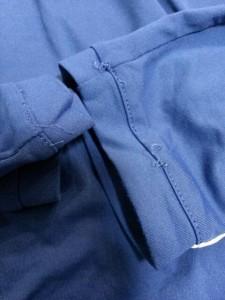 ラルフ RLX ジャージ サイズXS メンズ 美品 ブルー×白 春・秋物/プルオーバー【中古】