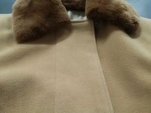 ボールジー BALLSEY コート レディース ライトブラウン 冬物【中古】