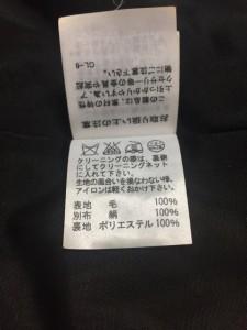 ツモリチサト TSUMORI CHISATO ワンピース サイズ2 M レディース 黒×マルチ 女性/花柄【中古】