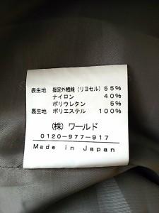 インディビ INDIVI ワンピース サイズ05 XS レディース ライトグレー【中古】