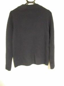 オールドイングランド OLD ENGLAND 長袖セーター サイズ36 S レディース ネイビー【中古】