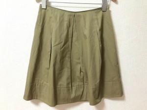 ロイスクレヨン Lois CRAYON スカート サイズM レディース 美品 ベージュ【中古】