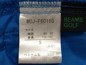 マーモット Marmot ブルゾン サイズS メンズ ブルー 春・秋物/BEAMS GOLF【中古】