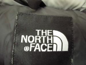 ノースフェイス THE NORTH FACE ダウンベスト サイズM メンズ グレー 冬物【中古】