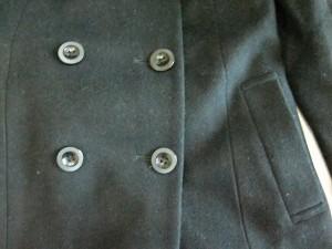 リフレクト ReFLEcT コート サイズ11 M レディース 黒 冬物【中古】