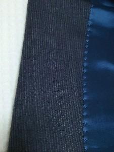 アンタイトル UNTITLED ジャケット サイズ1 S レディース ダークグレー×ライトグレー ON CLOSET/ストライプ【中古】
