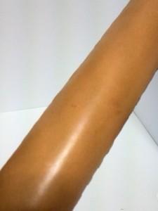 ゲンテン genten ペンケース ブラウン レザー【中古】