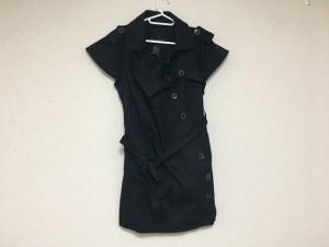 ダブルスタンダードクロージング DOUBLE STANDARD CLOTHING ワンピース サイズ36 S レディース 黒【中古】
