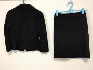 ボディドレッシングデラックス BODY DRESSING Deluxe スカートスーツ レディース 黒【中古】