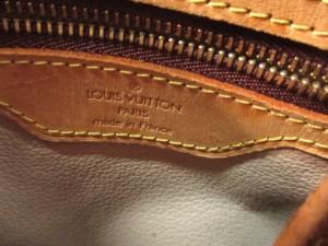 ルイヴィトン LOUIS VUITTON ショルダーバッグ モノグラム プチ・バケット M42238 モノグラム・キャンバス【中古】