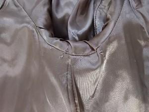 ジルバイジルスチュアート JILL by JILLSTUART コート サイズS レディース ブラウン×ダークブラウン ファー/冬物【中古】