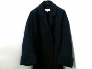 エンフォルド ENFOLD コート サイズ38 M レディース 美品 ダークネイビー 冬物【中古】