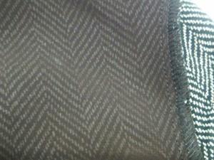 ローラアシュレイ LAURAASHLEY ワンピース サイズ11 M レディース 美品 白×ダークブラウン【中古】