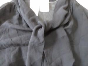マックスマーラ Max Mara 長袖シャツブラウス サイズ40(I) M レディース 美品 黒 シースルー【中古】