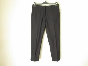 マルニ MARNI パンツ サイズ42 M レディース 黒【中古】