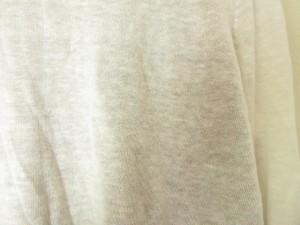 セオリー theory 長袖セーター サイズS/P S レディース アイボリー×ライトブラウン【中古】