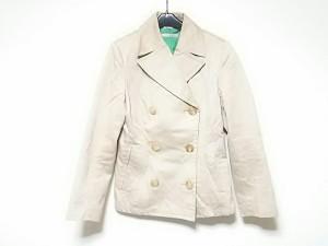 ポールスミスウィメン PaulSmith women ジャケット サイズ40 M レディース 美品 ベージュ【中古】