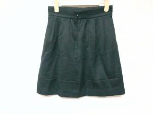 ダイアグラム Diagram スカート サイズ38 M レディース 美品 黒【中古】
