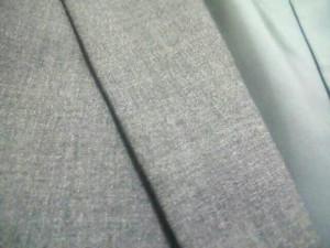 イッセイミヤケ ISSEYMIYAKE スカートスーツ レディース グレー【中古】