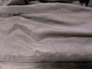 ジェイアンドアール J&R コート サイズM レディース ダークブラウン 冬物 表示タグなし【中古】
