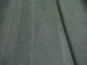 コムサデモード COMME CA DU MODE コート サイズ9 M レディース ダークブラウン 冬物/カシミヤ【中古】