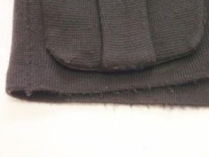 ジースターロゥ G-STAR RAW ブルゾン サイズS メンズ ダークグレー×ダークグリーン ジップアップ/ニット/冬物【中古】