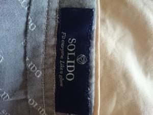 ソリード SOLIDO パンツ サイズ1 S レディース 美品 ベージュ【中古】