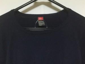 ダブルスタンダードクロージング DOUBLE STANDARD CLOTHING 七分袖セーター レディース ネイビー ドルマンスリーブ【中古】
