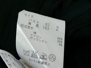 セオリー theory ブルゾン サイズ2 S レディース 黒 夏物【中古】