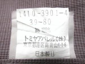 トラサルディー TRUSSARDI 長袖シャツ メンズ 美品 ボルドー【中古】