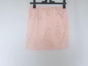 アンタイトル UNTITLED ワンピース サイズ2 M レディース 美品 オレンジ×マルチ【中古】