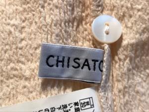 ツモリチサト TSUMORI CHISATO 長袖シャツブラウス サイズ2 M レディース アイボリー レース【中古】