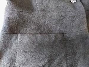 ヒューゴボス HUGOBOSS コート サイズ40(IT) レディース 黒 冬物【中古】