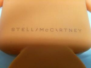 ステラマッカートニー stellamccartney 携帯電話ケース オレンジ iPhoneケース/サメ シリコン【中古】