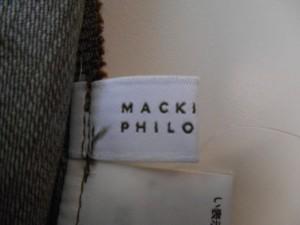 マッキントッシュフィロソフィー MACKINTOSH PHILOSOPHY スカートセットアップ レディース 美品 ダークブラウン【中古】