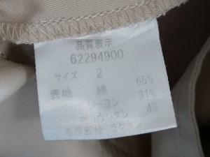 アプワイザーリッシェ Apuweiser-riche コート サイズ2 M レディース ライトブラウン 冬物【中古】