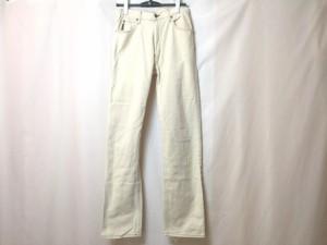 アルマーニジーンズ ARMANIJEANS パンツ サイズ31 メンズ アイボリー ダメージ加工【中古】