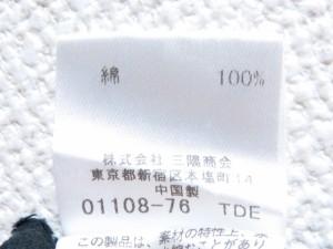 バーバリーブラックレーベル Burberry Black Label 長袖Tシャツ サイズ2 M レディース 黒×ベージュ×マルチ【中古】