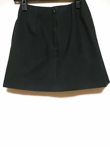 ヨーコ チャン YOKO CHAN ミニスカート サイズ36 S レディース 黒【中古】